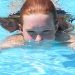 water hair  photo