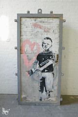 Banksy - Please Love Me