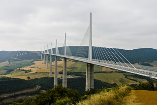 Millau Viaduct - Published in Phaidon Press
