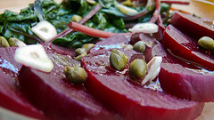 Beetroot Salad by joana hard