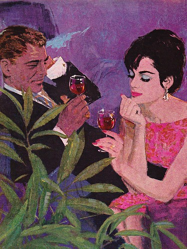 1962 Gallo Wine Ad Coby Whitmore