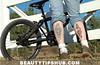 Tattoo art on the leg The tattoo of