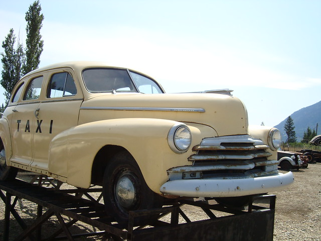 1947 chevrolet stylemaster 4 door sedan taxi flickr for 1946 chevy 4 door sedan