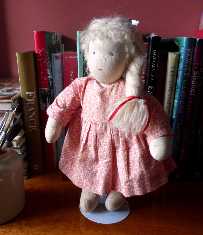 First doll, made in 1998