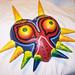 Majora's Mask by Williferd