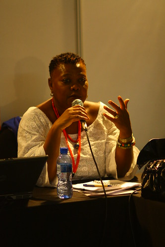 Korkor Amarteifio (Ghana), 4th World Summit on Arts & Culture