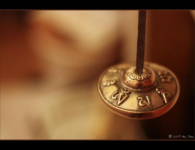 Tibetan Tingsha Bells
