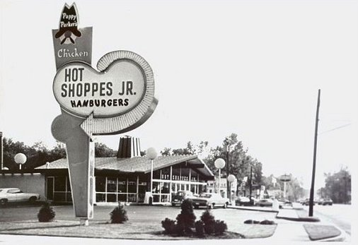 Hot Shoppes Jr. Restaurant