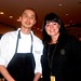 Restaurant Chef Matt Lee & Manager Heather Ogg
