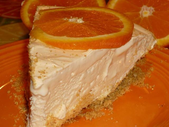 Orange Creamsicle( Dreamsicle) Pie! | Flickr - Photo Sharing!