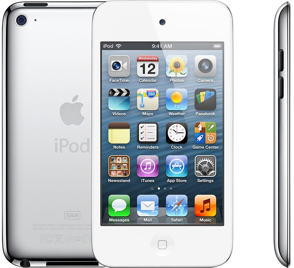 iPod touch 第4世代 full scale product image1