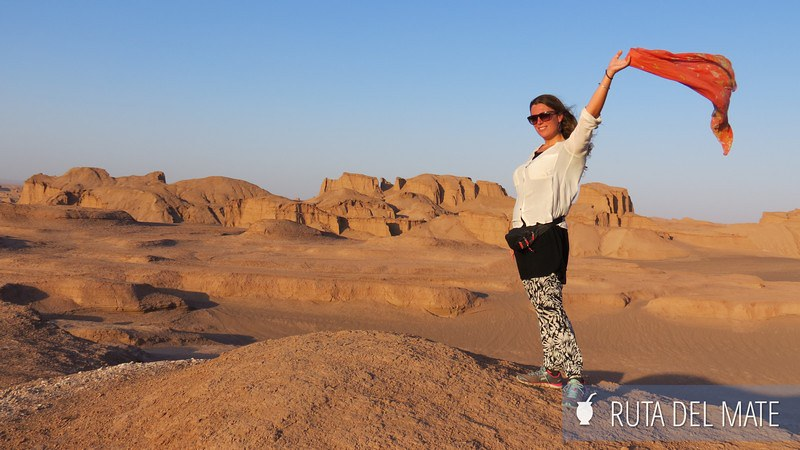 Desierto Kaluts Kerman Iran (9)