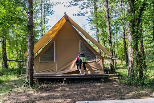 32-Tente d'Huttopia