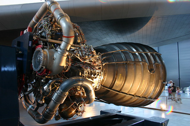space shuttle engine - photo #10