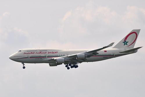 B744 - Boeing 747-428