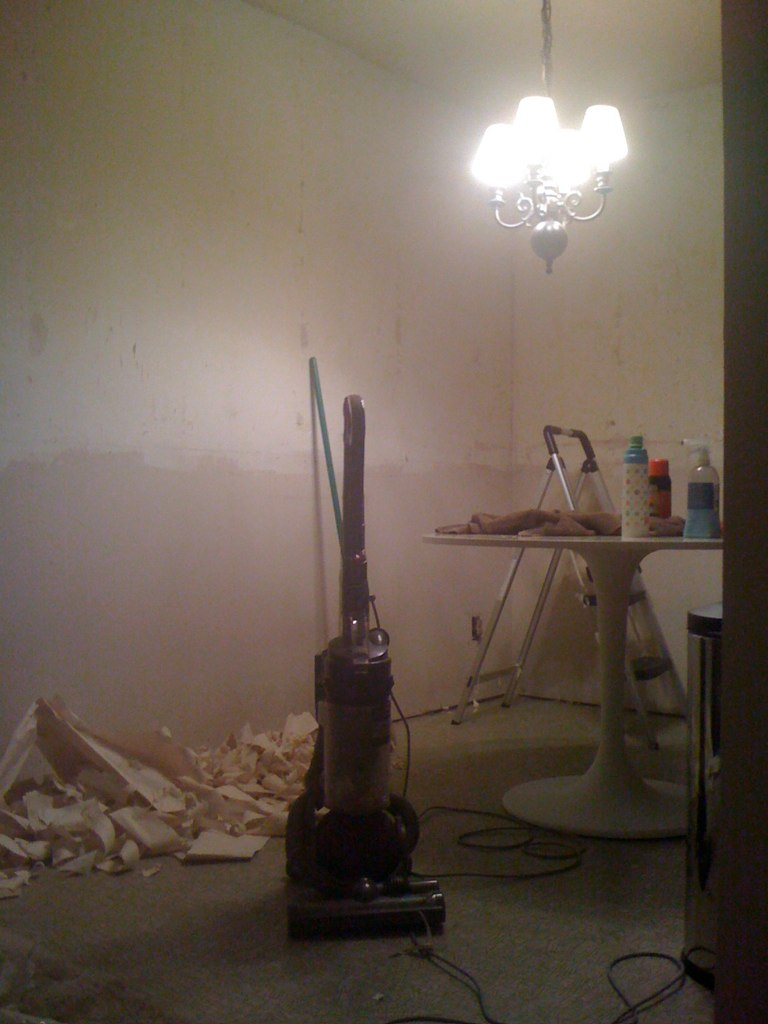 Wallpaper Gone!