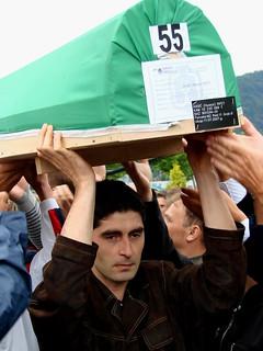 Srebrenica Massacre - Reinterment and Memorial Ceremony - July 2007 - 01