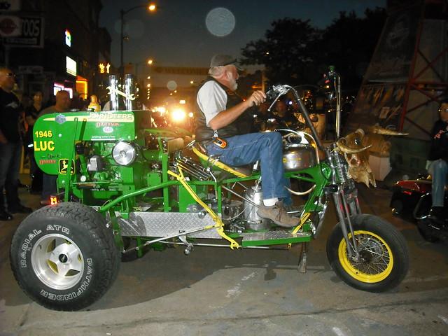 The Amazing John Deere Motorcycle Flickr Photo Sharing