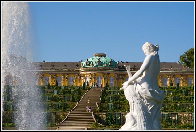 Potsdam - Sanssouci