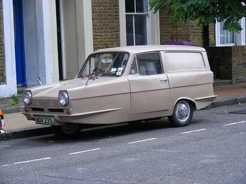Reliant Regal Supervan E3