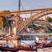 Porto Bridge and Boats by armiller007