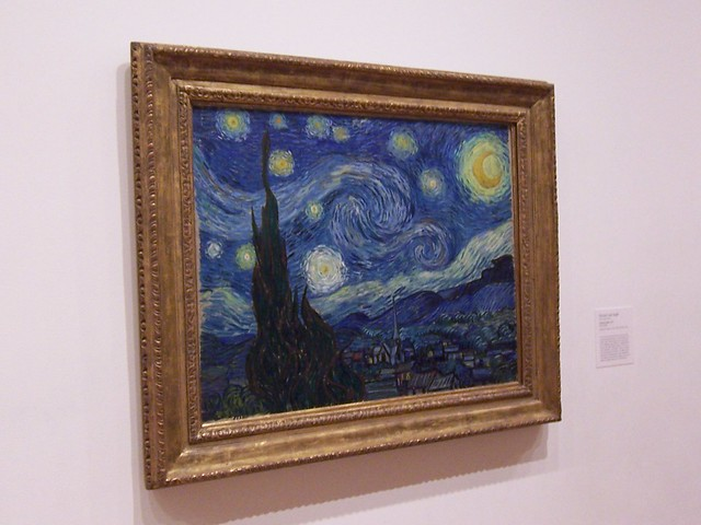 vincent van gogh | the starry night