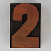 wood type number 2