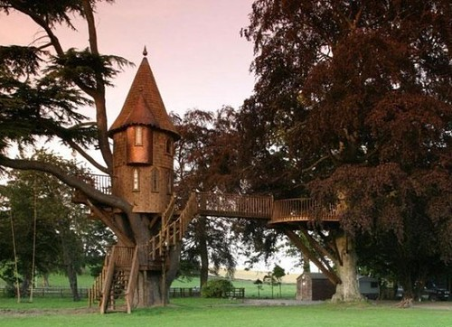 World 39 S Best Tree Houses A Gallery On Flickr