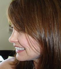 black hair(0.0), head(0.0), ear(0.0), long hair(0.0), blond(0.0), eyebrow(0.0), forehead(0.0), eye(0.0), nose(1.0), bangs(1.0), chin(1.0), face(1.0), hairstyle(1.0), layered hair(1.0), brown(1.0), lip(1.0), hair(1.0), cheek(1.0), brown hair(1.0), bob cut(1.0), close-up(1.0), hair coloring(1.0), mouth(1.0), feathered hair(1.0), jaw(1.0), organ(1.0),