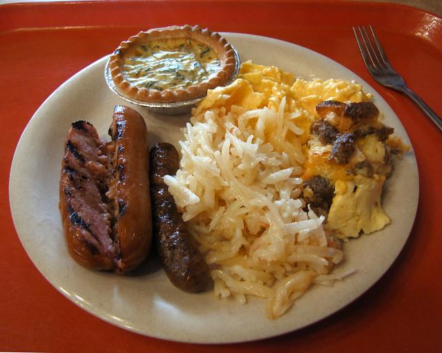 Breakfast Buffet Golden Corral