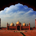 Badshahi Masjid by Max Loxton