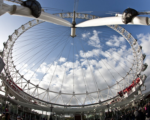 London Eye : Londres