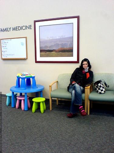 family medicine waiting area   DSC03186