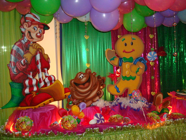 Candy Land Decorations Flickr Photo Sharing