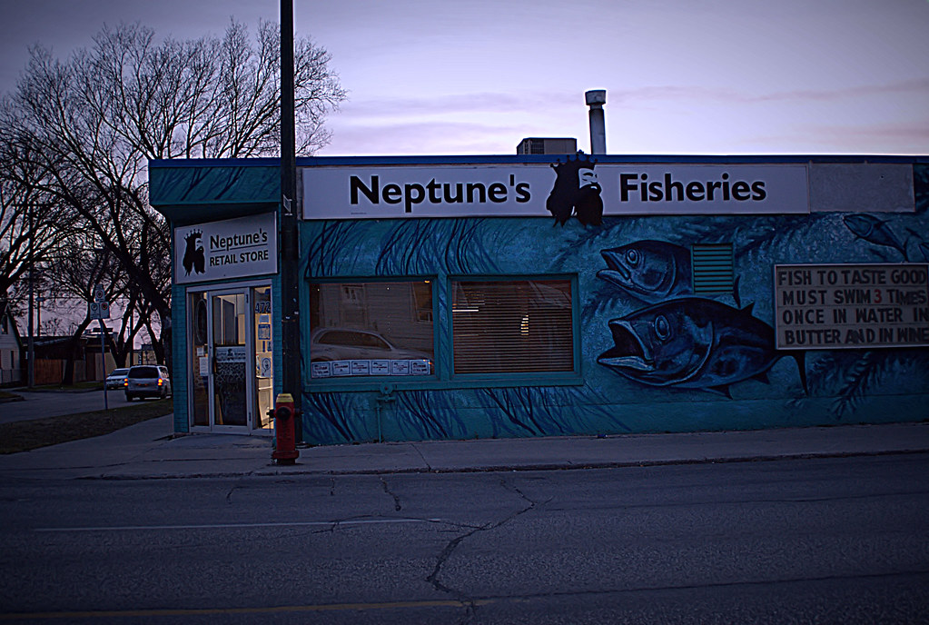 Neptune's Fisheries