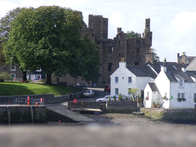 day 1 29082009 Castle in Kirkcudbright (Cille Chuithbeirt), Dumfries and Galloway, Scotland