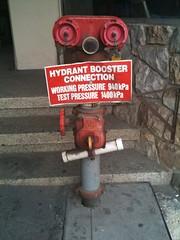 wheel(0.0), iron(1.0), fire hydrant(1.0),