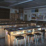 Science lab - Edlington Comprehensive School