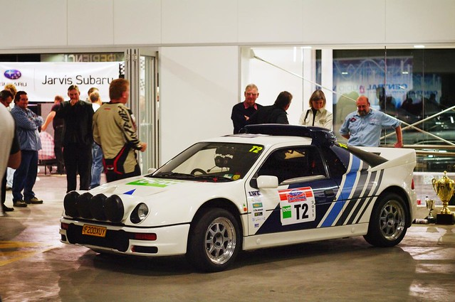 Group B Ford RS200E