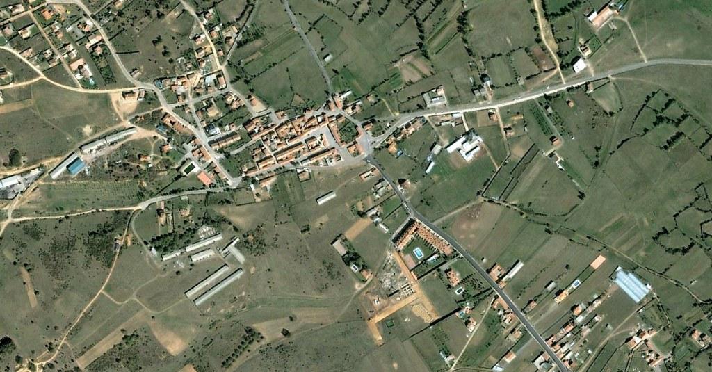pobladura de bernesga, sariegos, león, calles telescópicas, antes, urbanismo, planeamiento, urbano, desastre, urbanístico, construcción