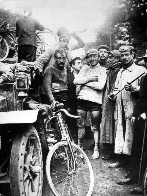 Eerste Tour de France / First Tour de France