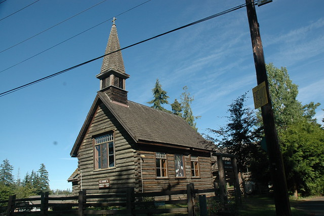 Parksville (BC) Canada  city photos gallery : ... Anglican Church Parksville, BC, Canada | Flickr Photo Sharing