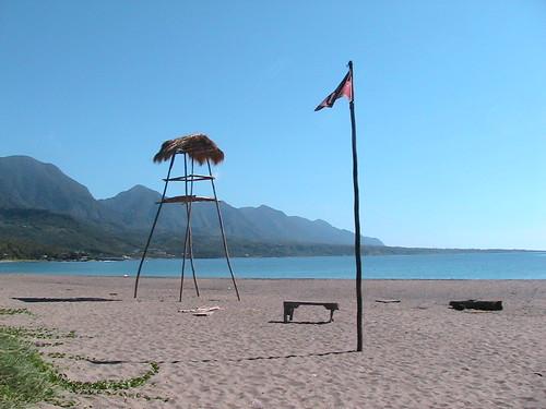美麗灣度假村所在的刺桐海灣