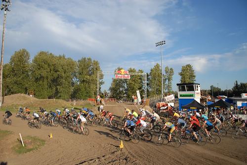 Short Track MTB Racing -27