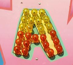 Fairground Letters