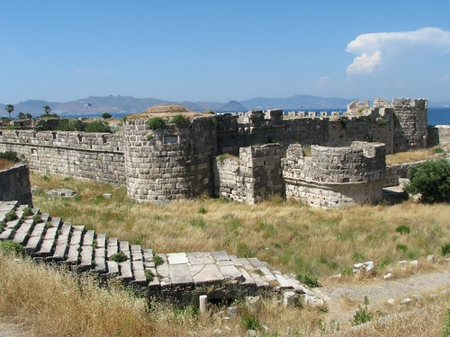 Neratzia (The Castle of Kos)