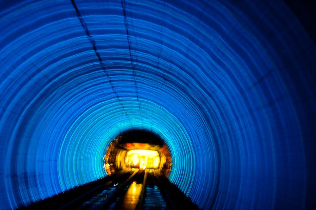 Bund Sightseeing Tunnel (外滩观光隧道)