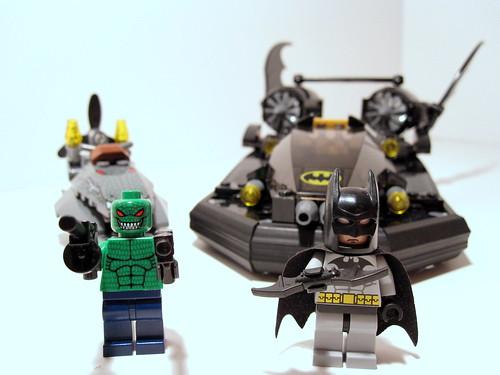 Lego Batman 7780 The BATBOAT: Hunt for KILLER CROC set | eBay