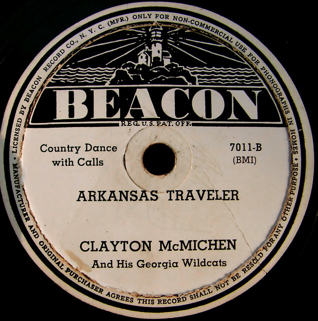 Beacon vintage record label flickr photo sharing for Classic house record labels