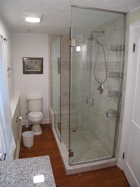 Bathroom remodel for Bath remodel asheville nc